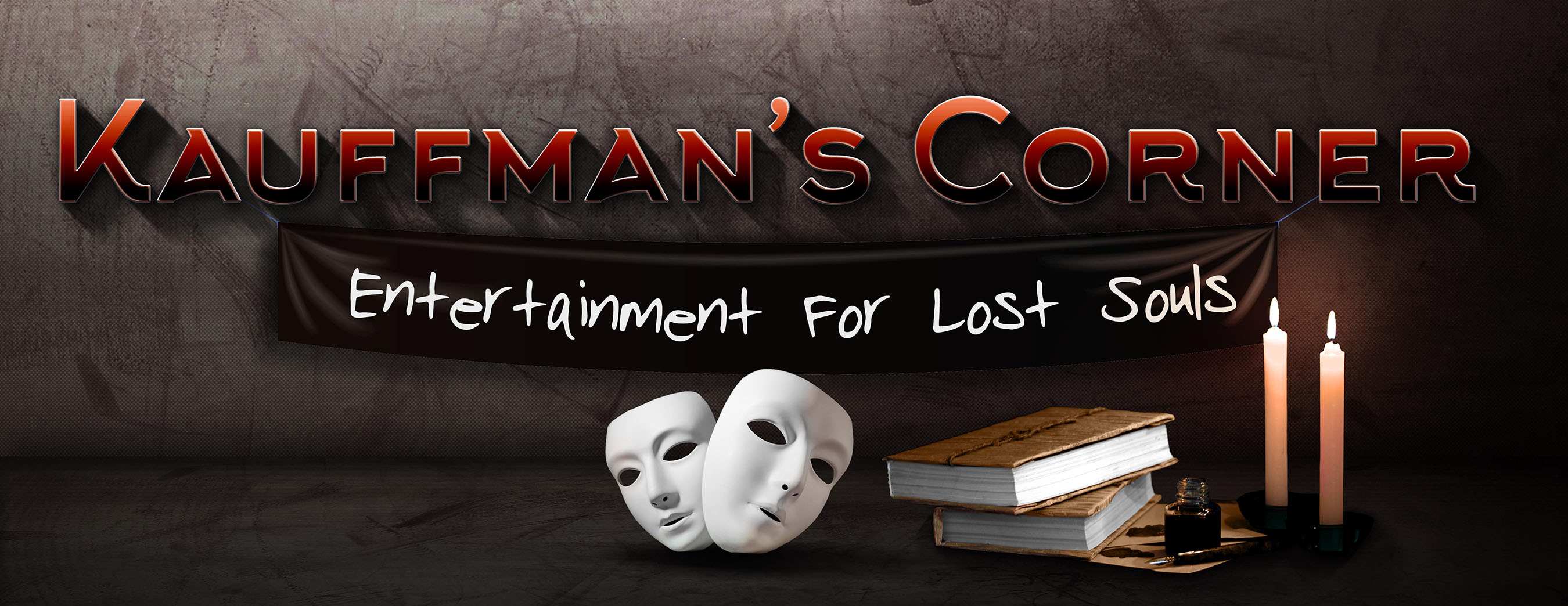 Kauffman's Youtube Banner
