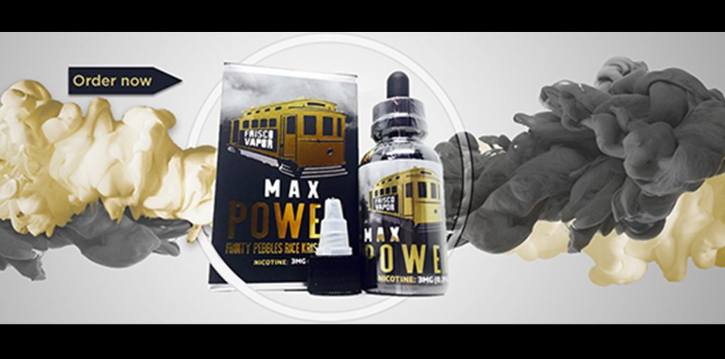 Vape Shop Web Banner