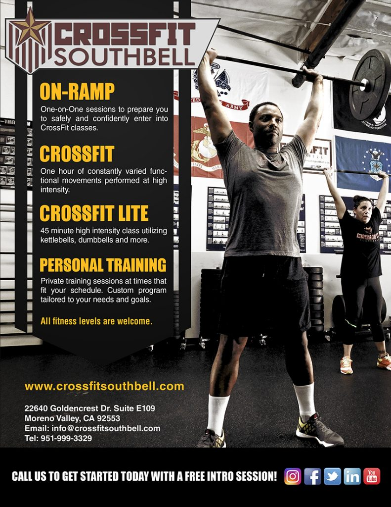 CrossFit SouthBell