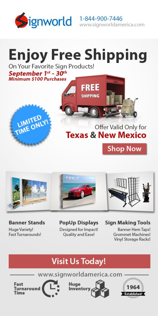 Free Shipping Email