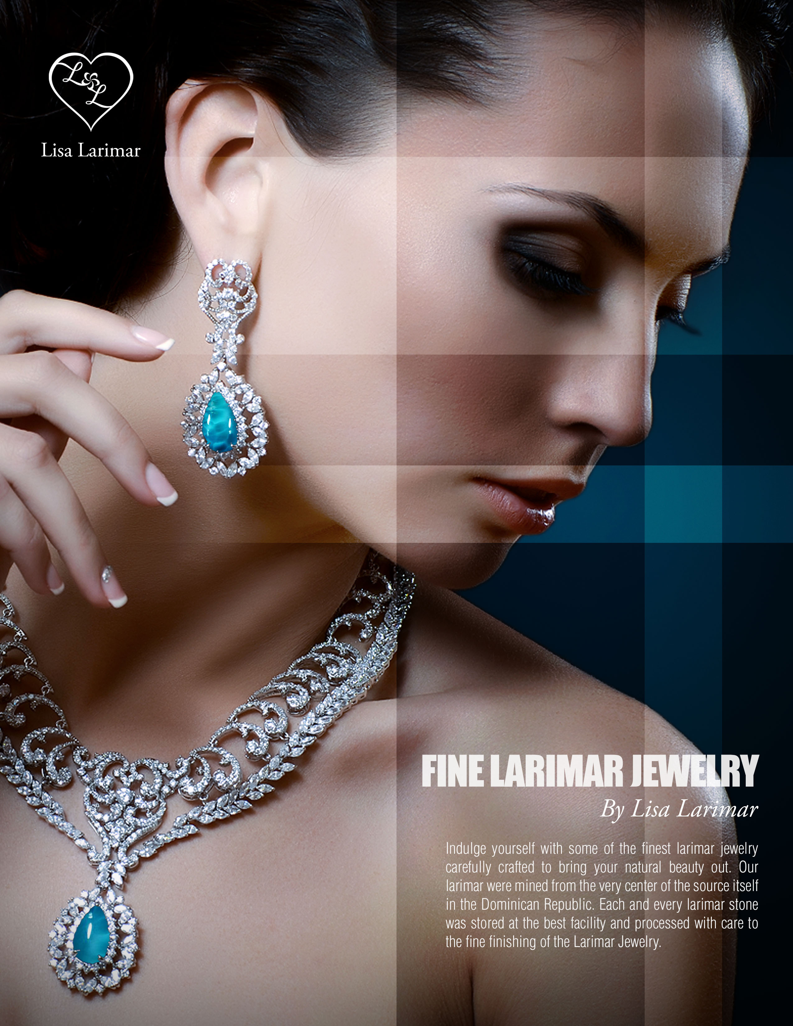 Larimar 1 Page Advertisment